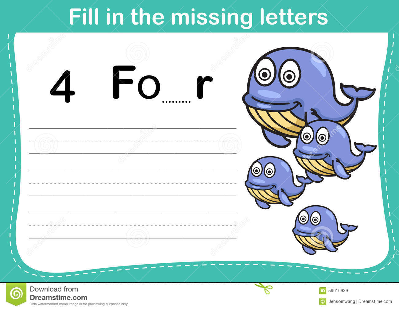 Fill In The Missing Letters Stock Vector Image 59010939. Fill In The Missing Letters  Fill In The Missing Letters In Words