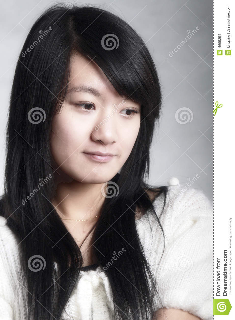 fille chinoise