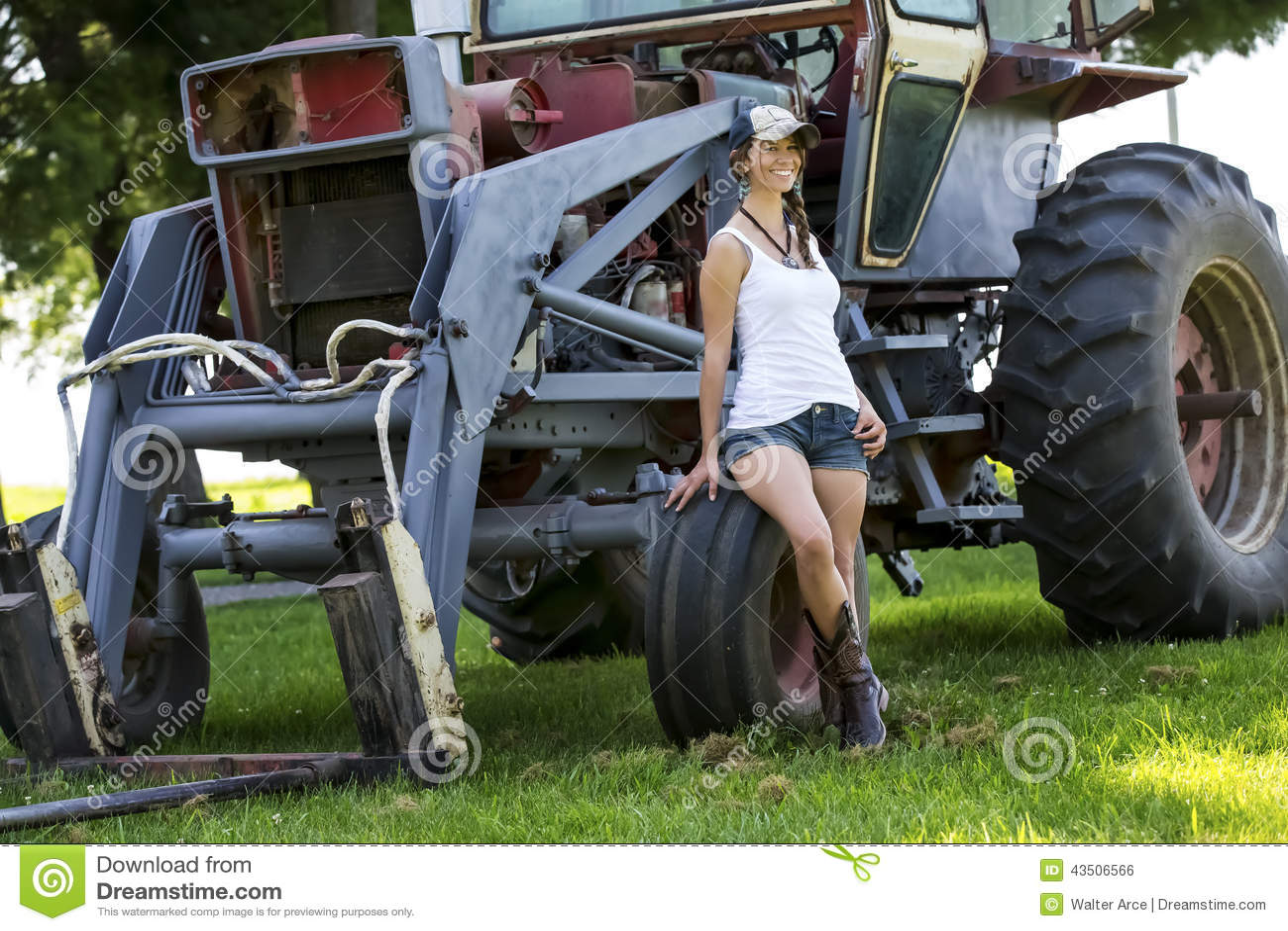 Recherche fille d'agriculteur