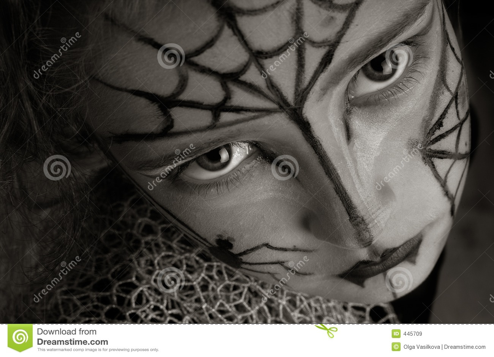 Fille d araignée