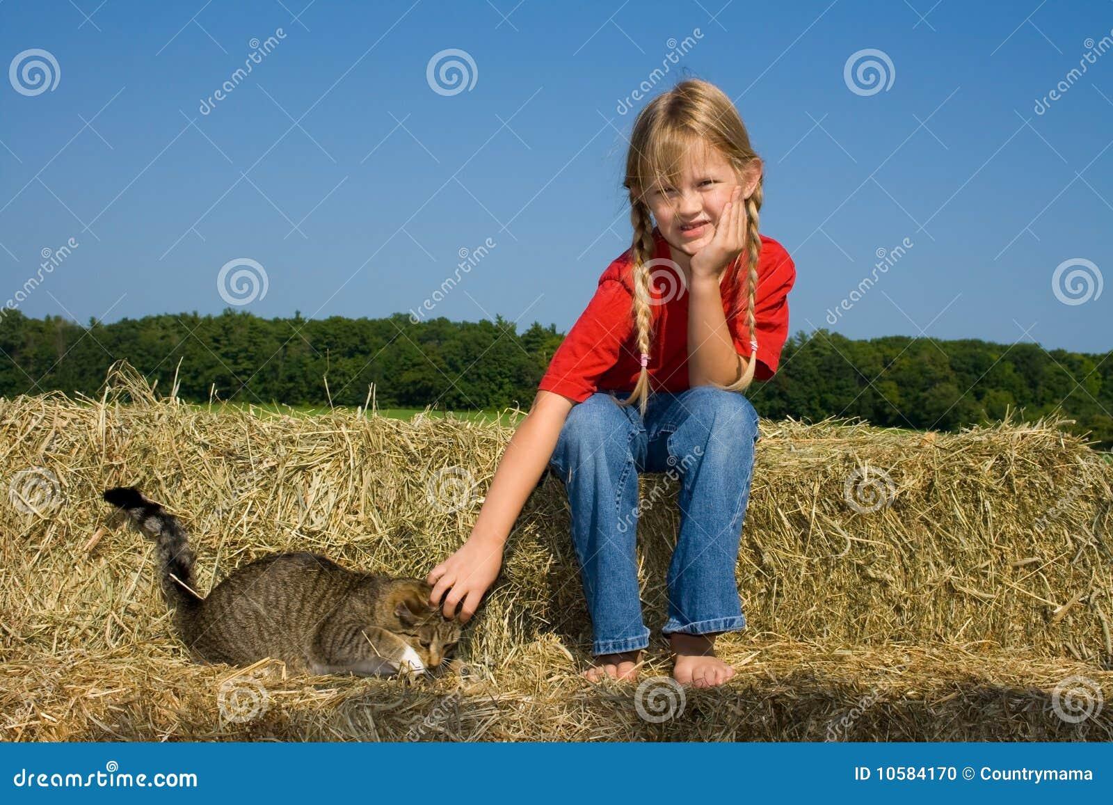 les filles de la ferme