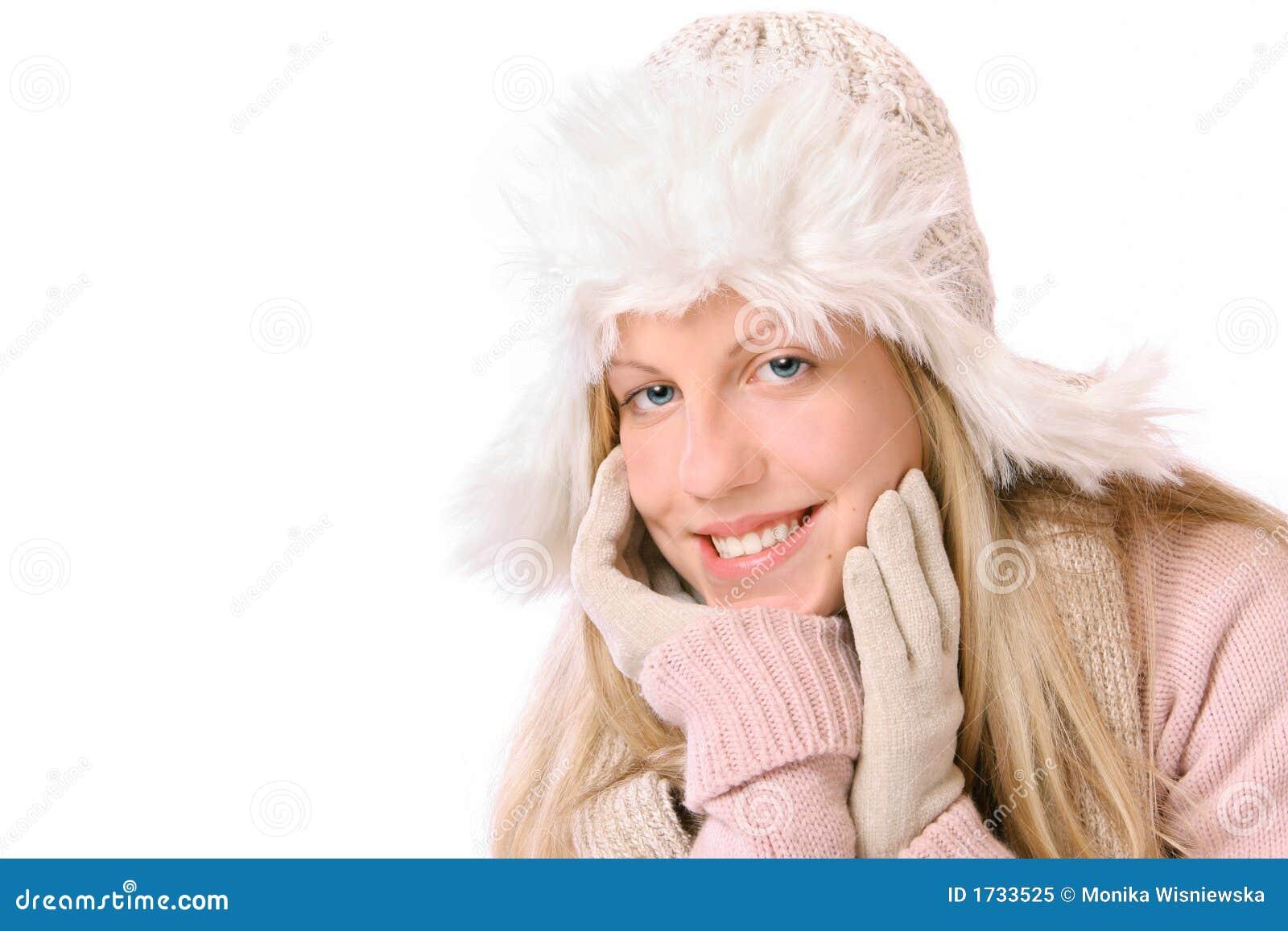 Fille de l hiver