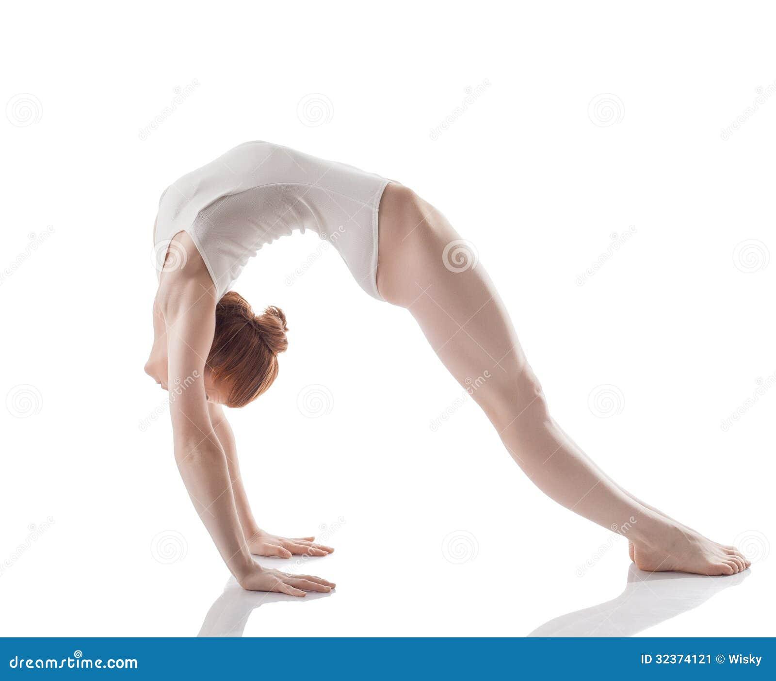Gymnaste érotique