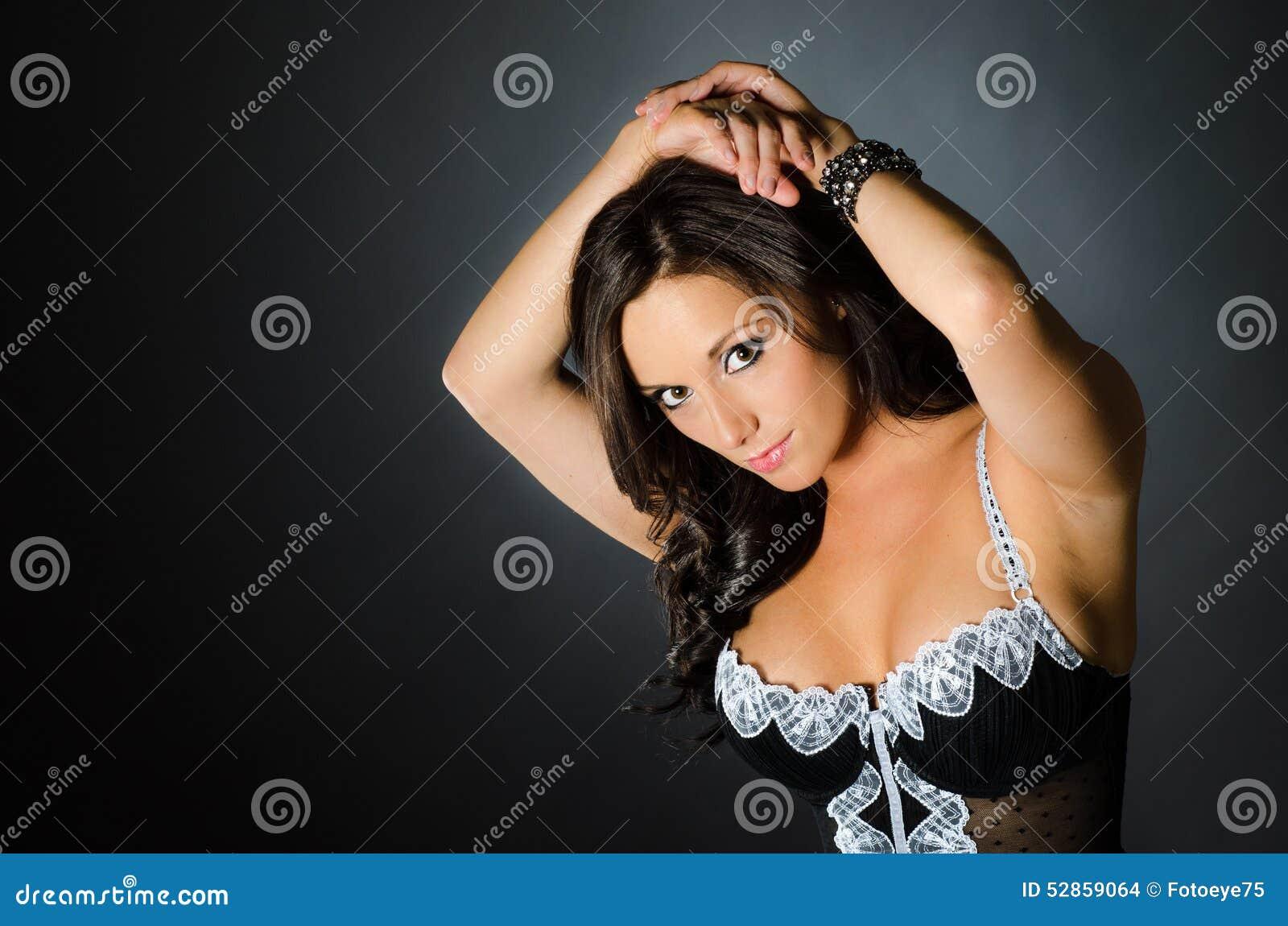 Modèles de lingerie sexy photos