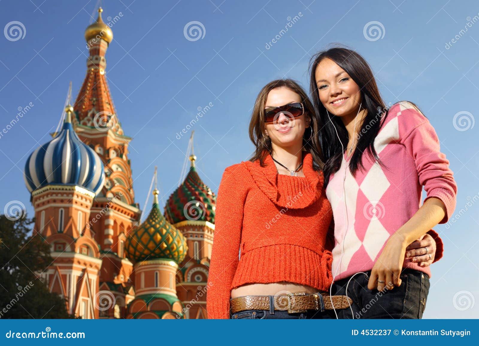Belle fille russe