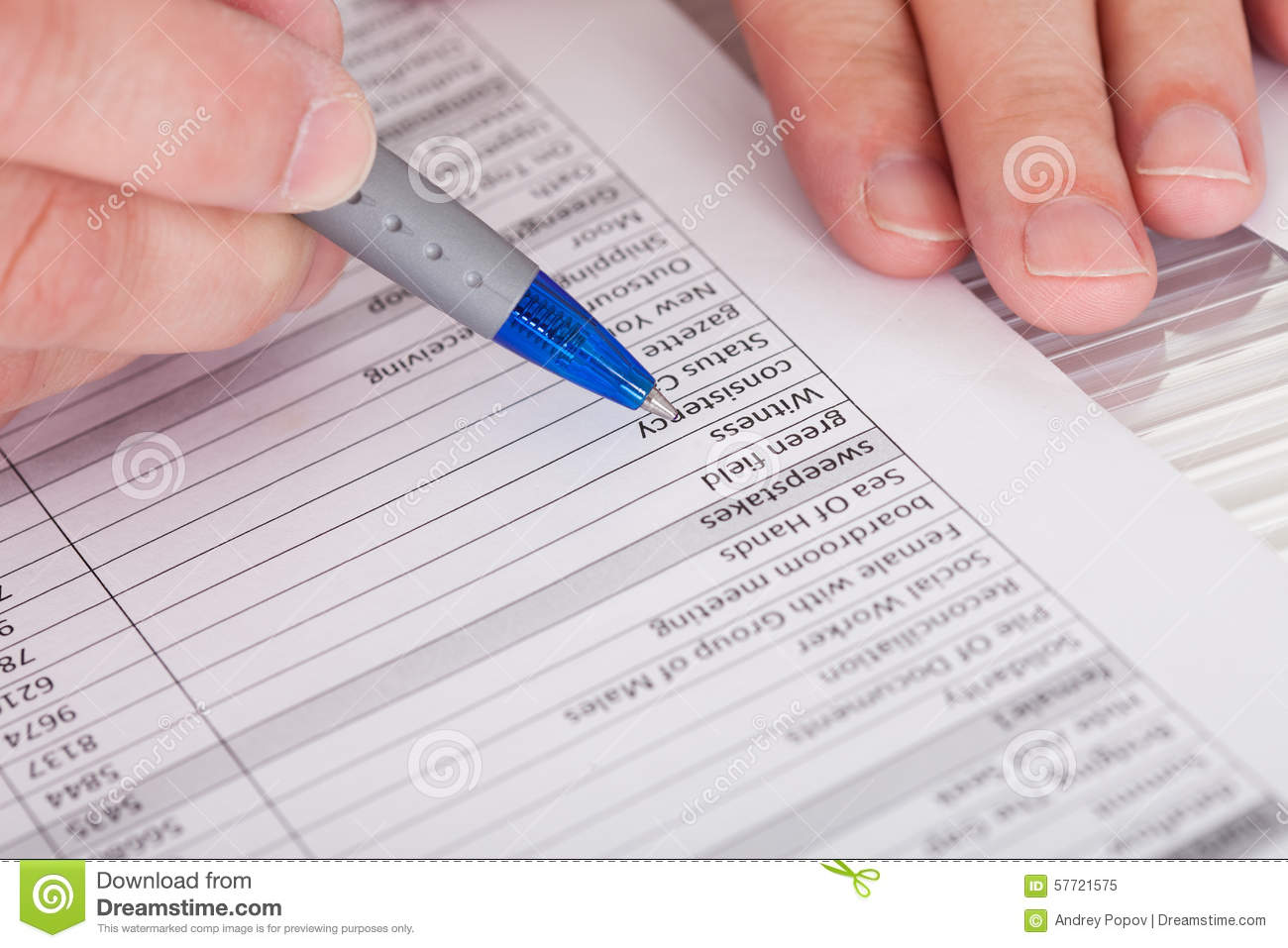 filling application form stock photo image  filling application form