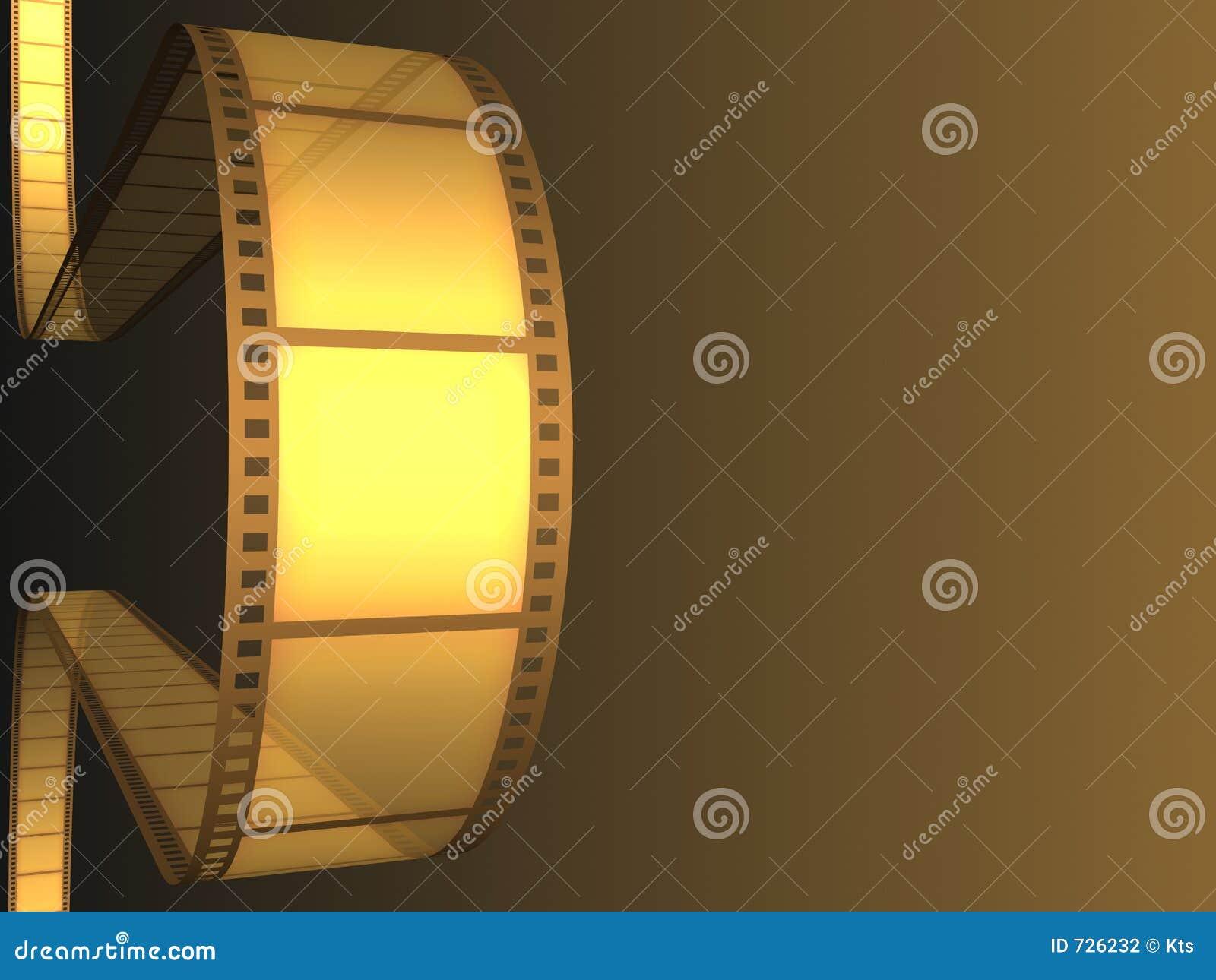 Film de vidéo de cinéma