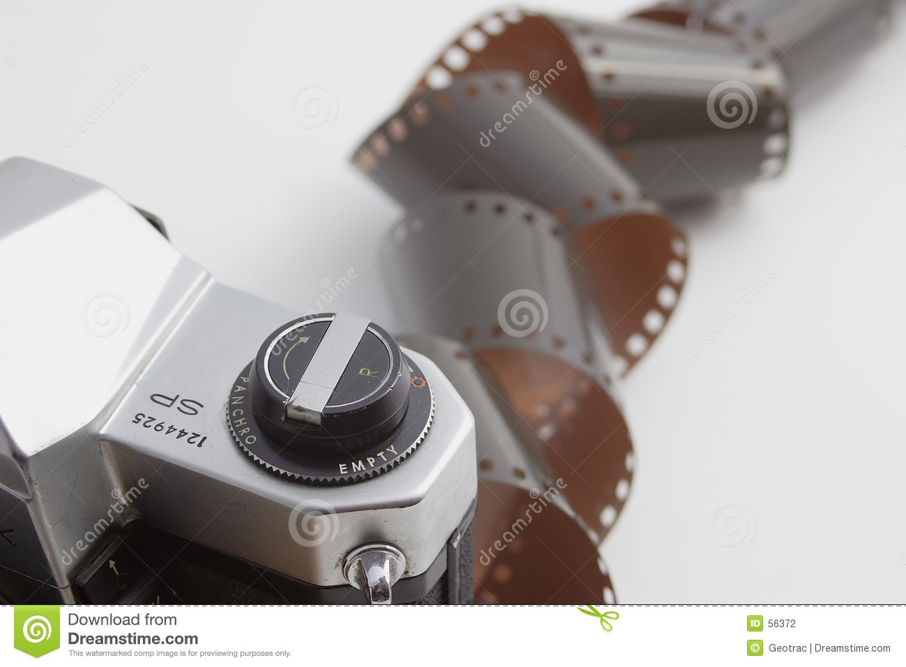 Download Film exposé photo stock. Image du fiable, photo, photographie - 56372