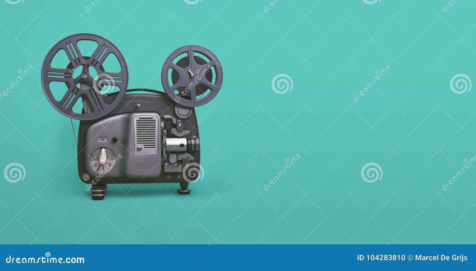 Film, filmu projektor