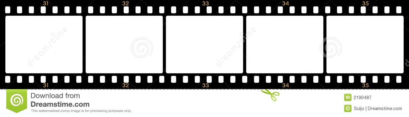 Film Frames Illustration 2190487 - Megapixl