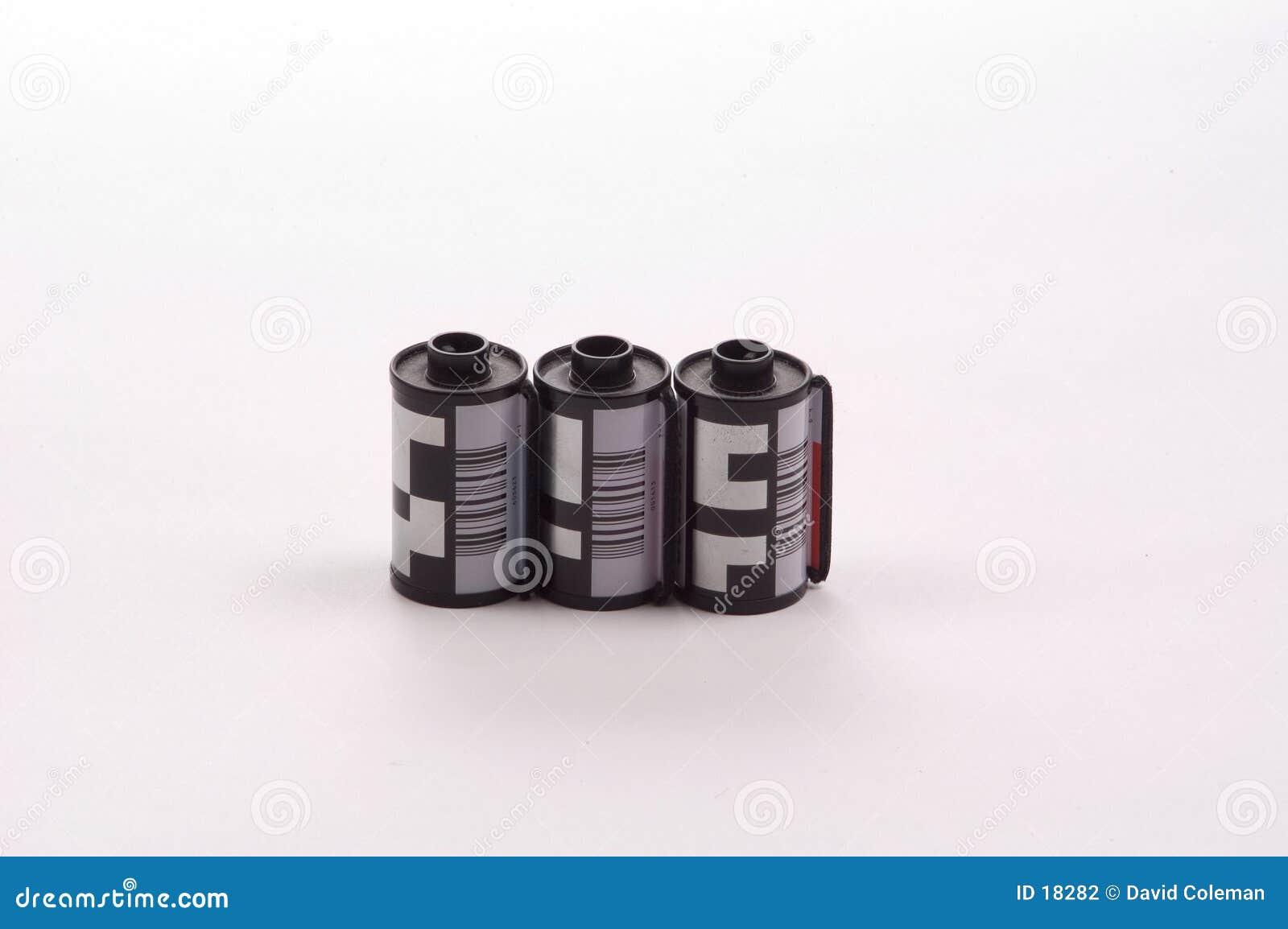 Film-Kassetten