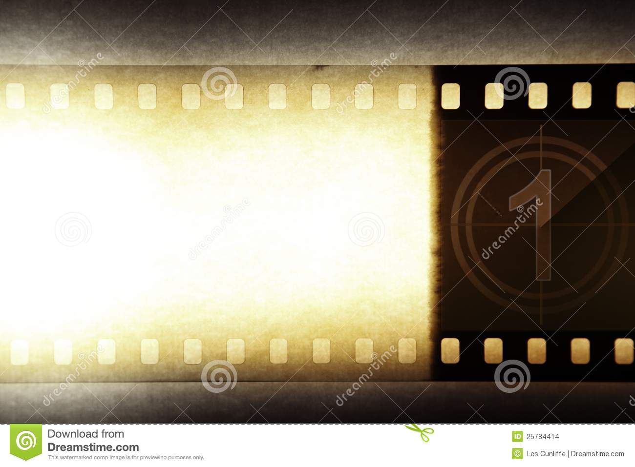 Film Negative Background Stock Images - Image: 25784414