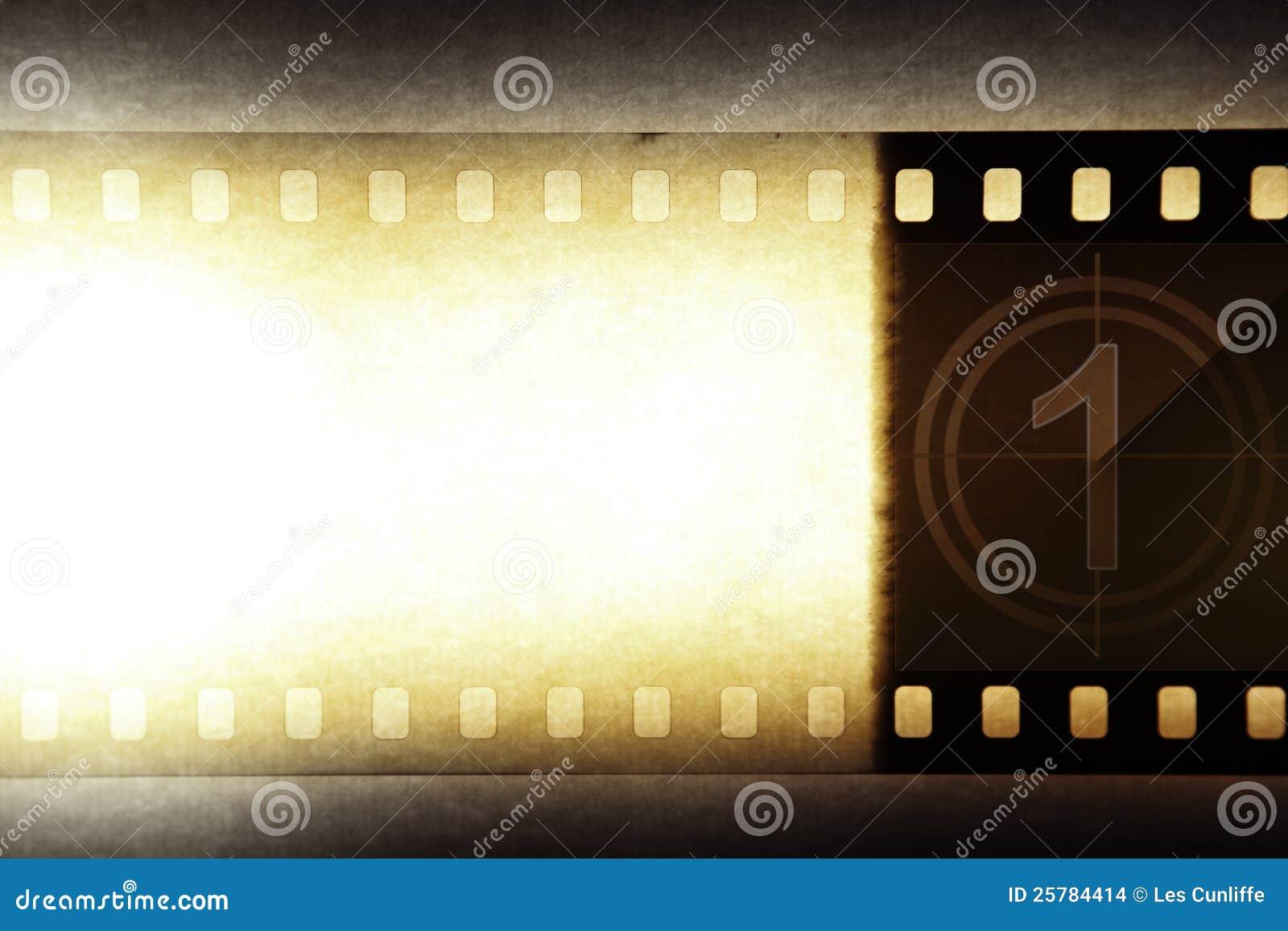 Film Negative Background Stock Images - Image: 25784414