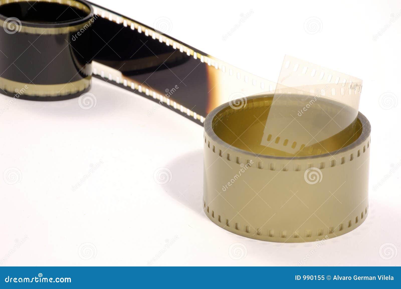 Film negative roll