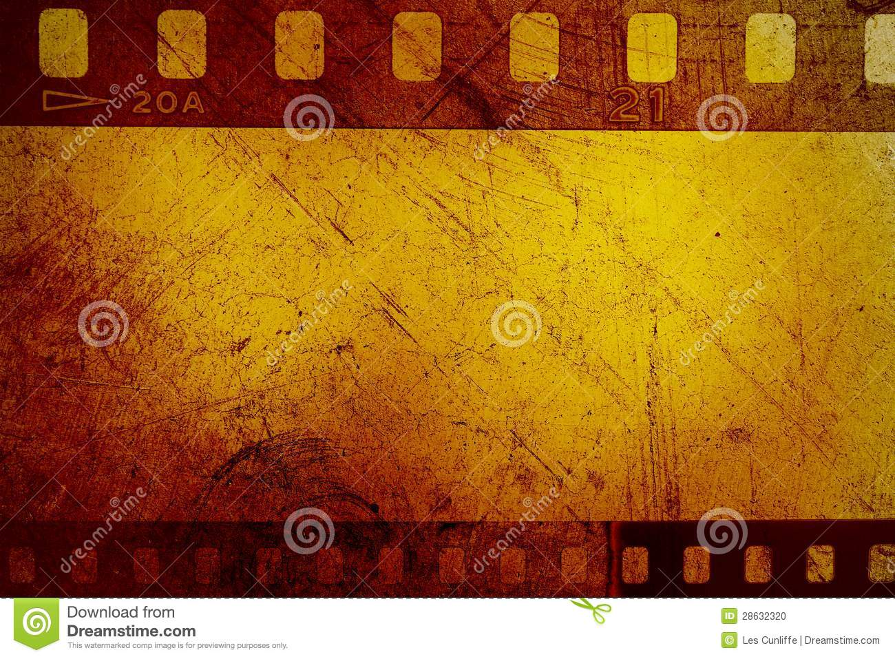 Film Negatives Stock Photo - Image: 28632320
