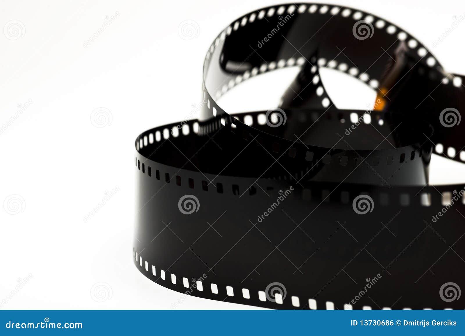 Film noir de photo d isolement
