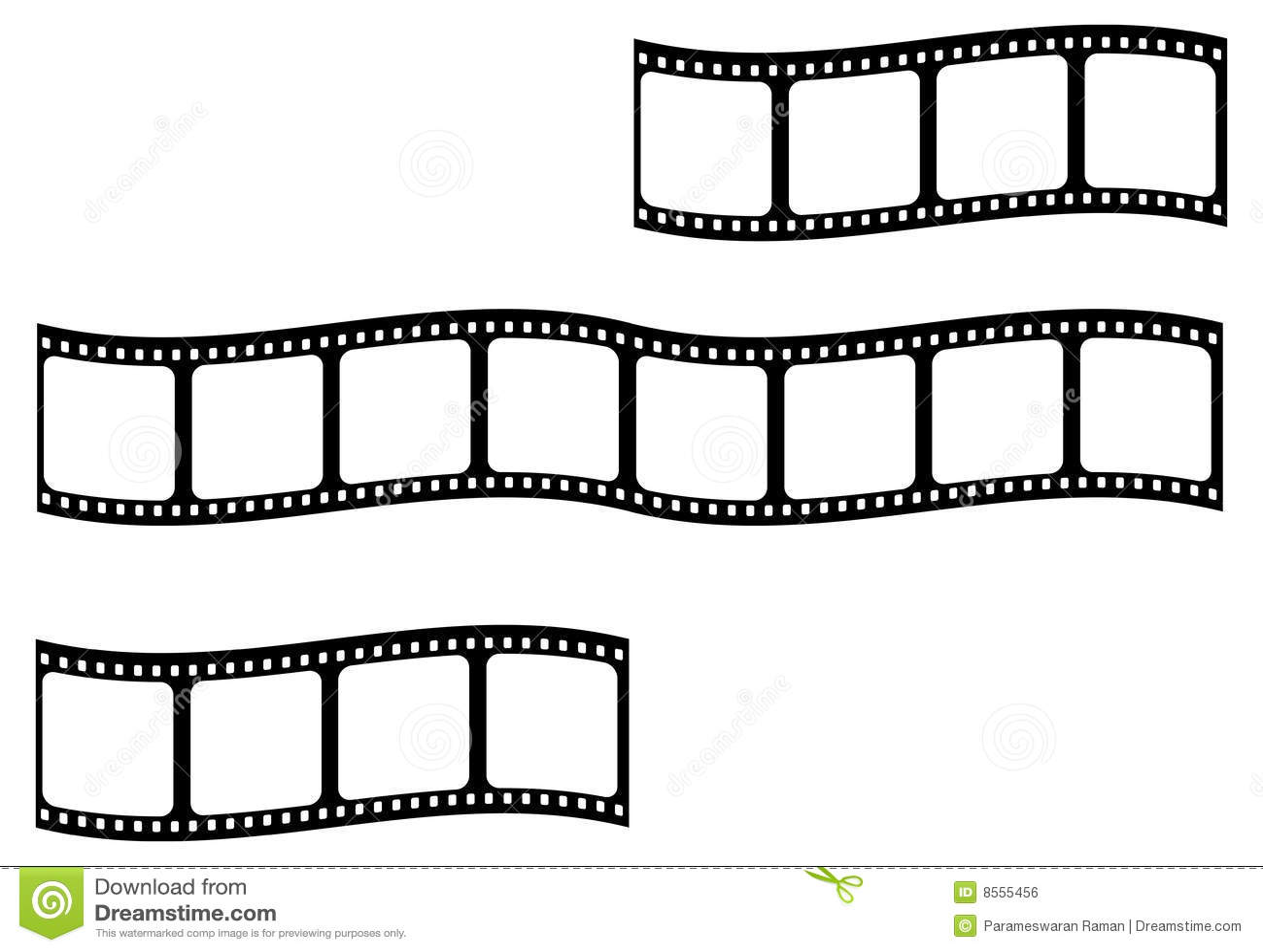 movie reel clip art