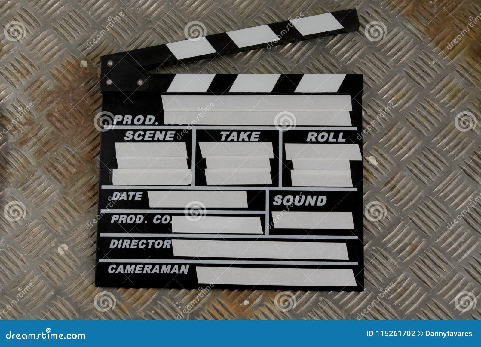 Film-Scharnierventil-Schiefer Hollywood-freien Raumes