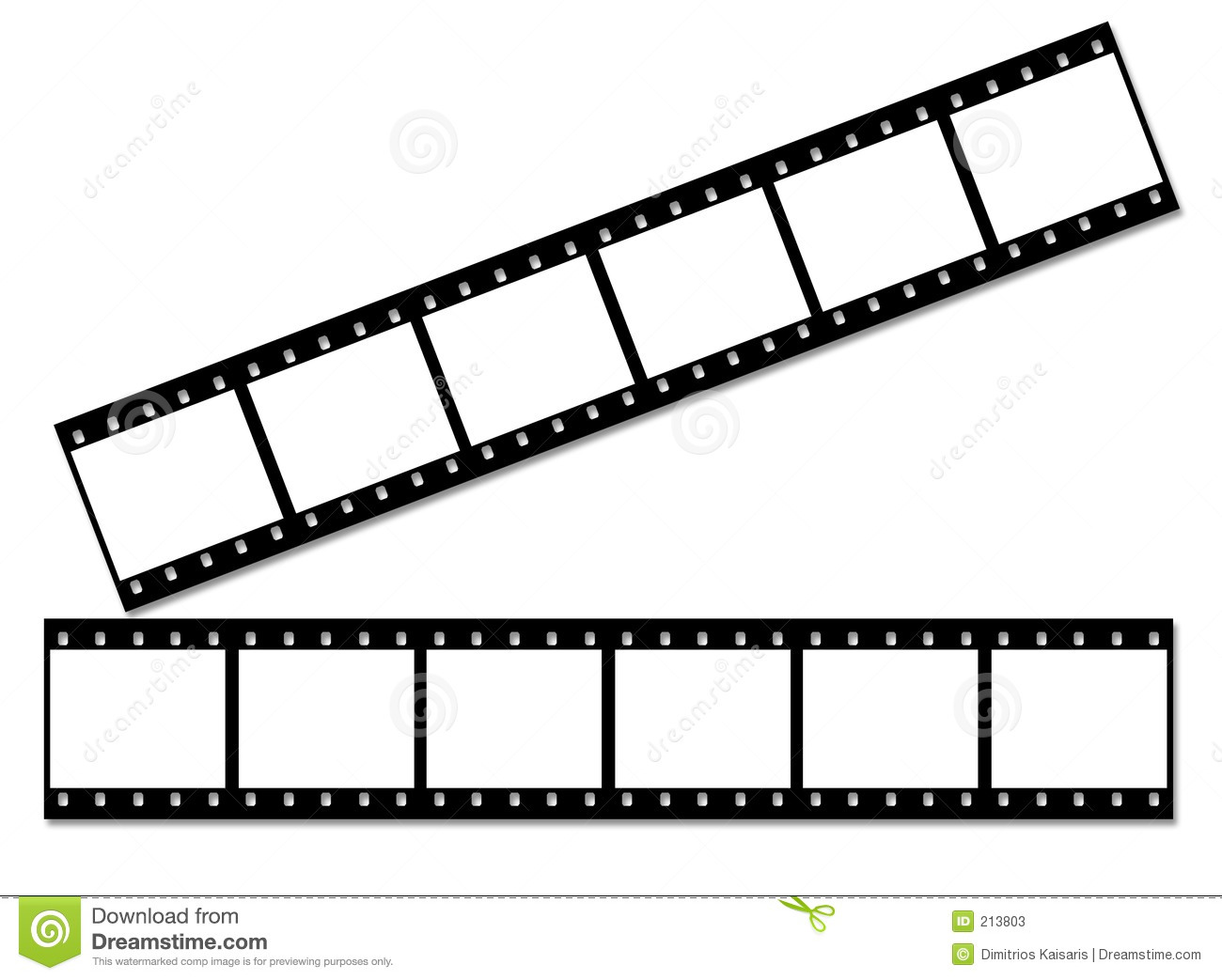 film strips pictures