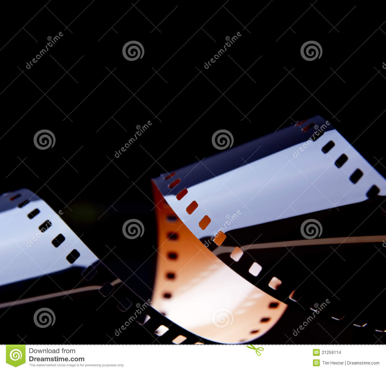 Download Film Strip Abstract stock photo. Image of artwork, abstract - 21259114
