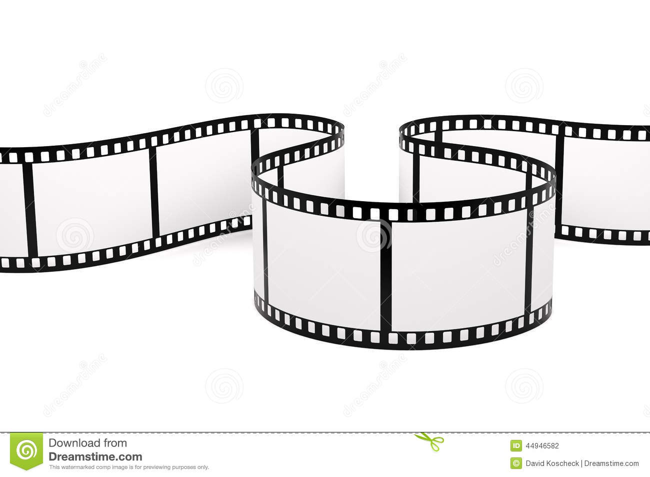 Film strip stock photo image of filmstrip background for Printable film strip template