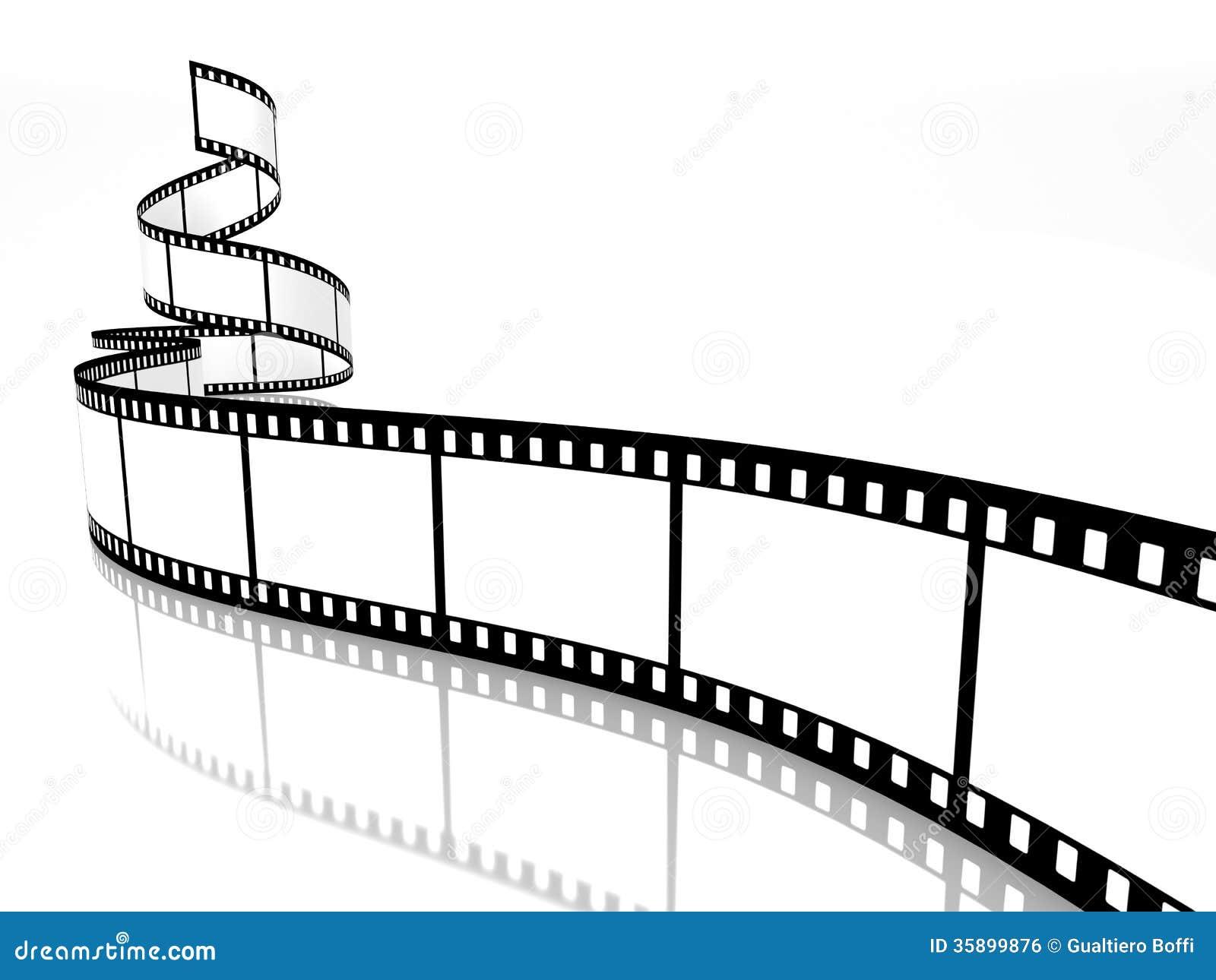 Film Strip Royalty Free Stock Image - Image: 35899876