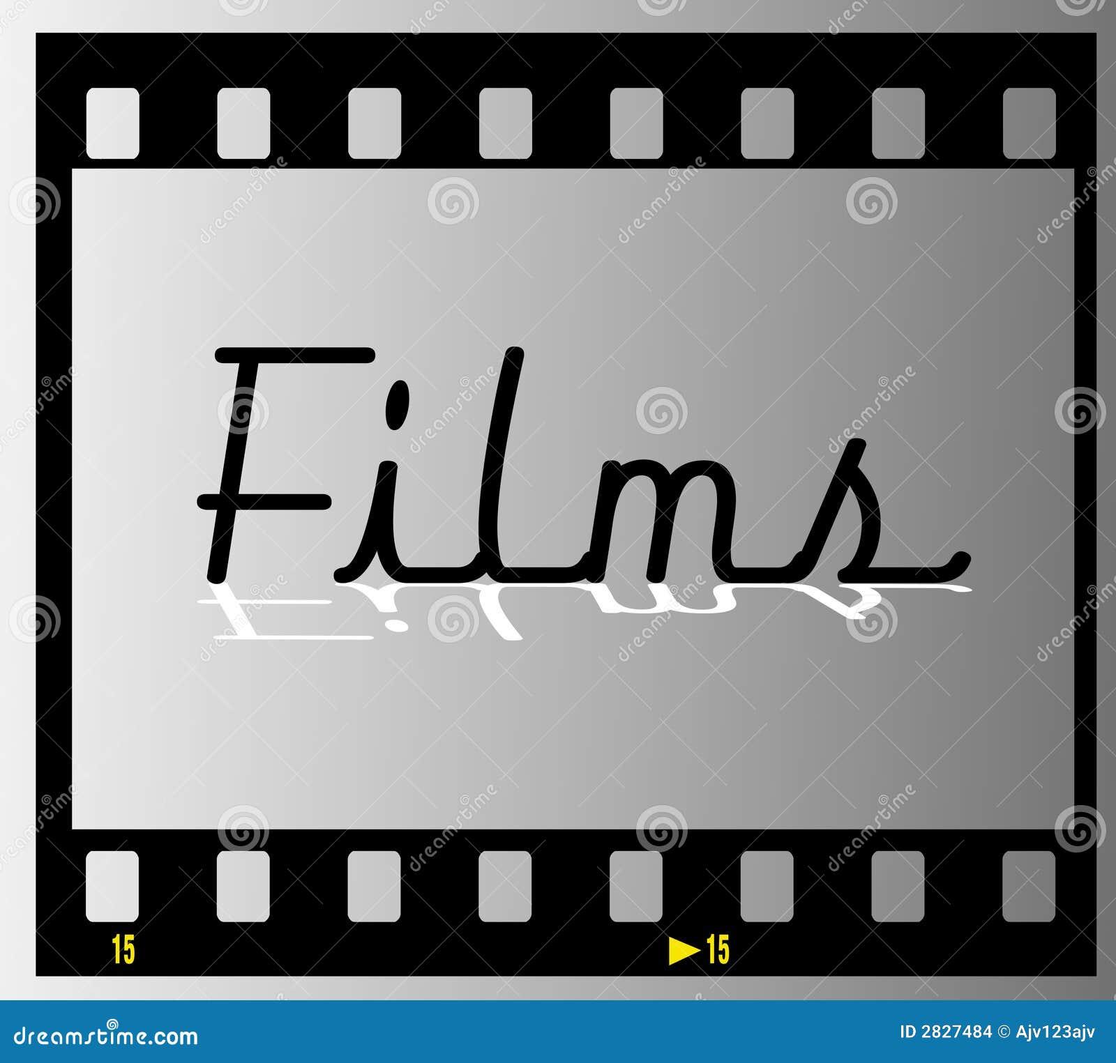 Films  >> Film Strip Films Frame Stock Illustration Illustration Of Dirty