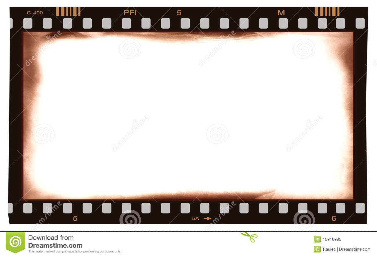 Film strip frame stock illustration. Illustration of frame - 15916985