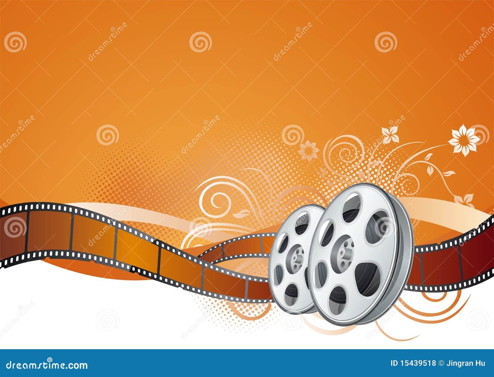 Royalty Free Stock Photos Film Strip Movie Theme Element Image15439518 on Language Arts Theme