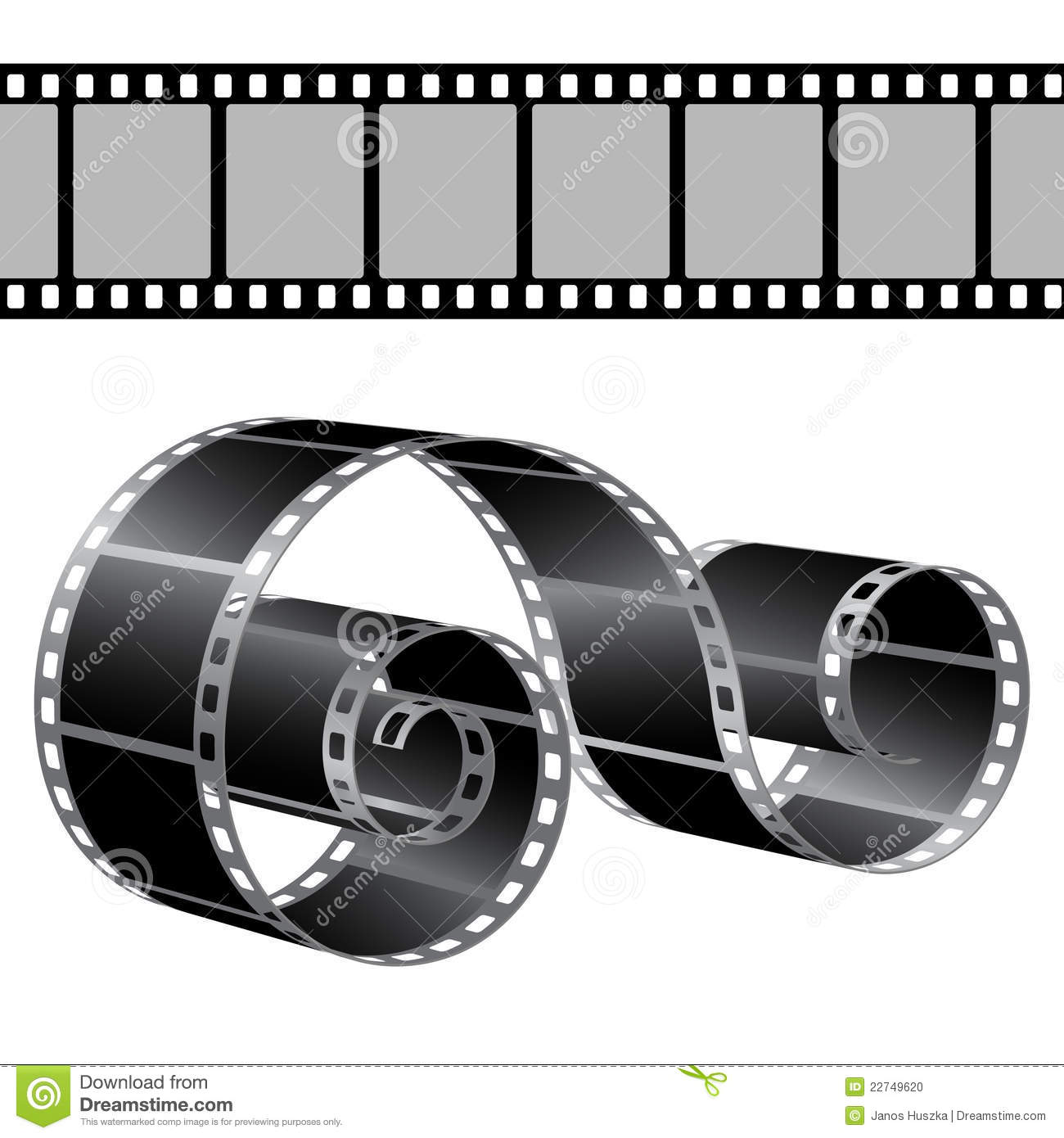 film strip picture template - film strip template stock vector image of filmstrip