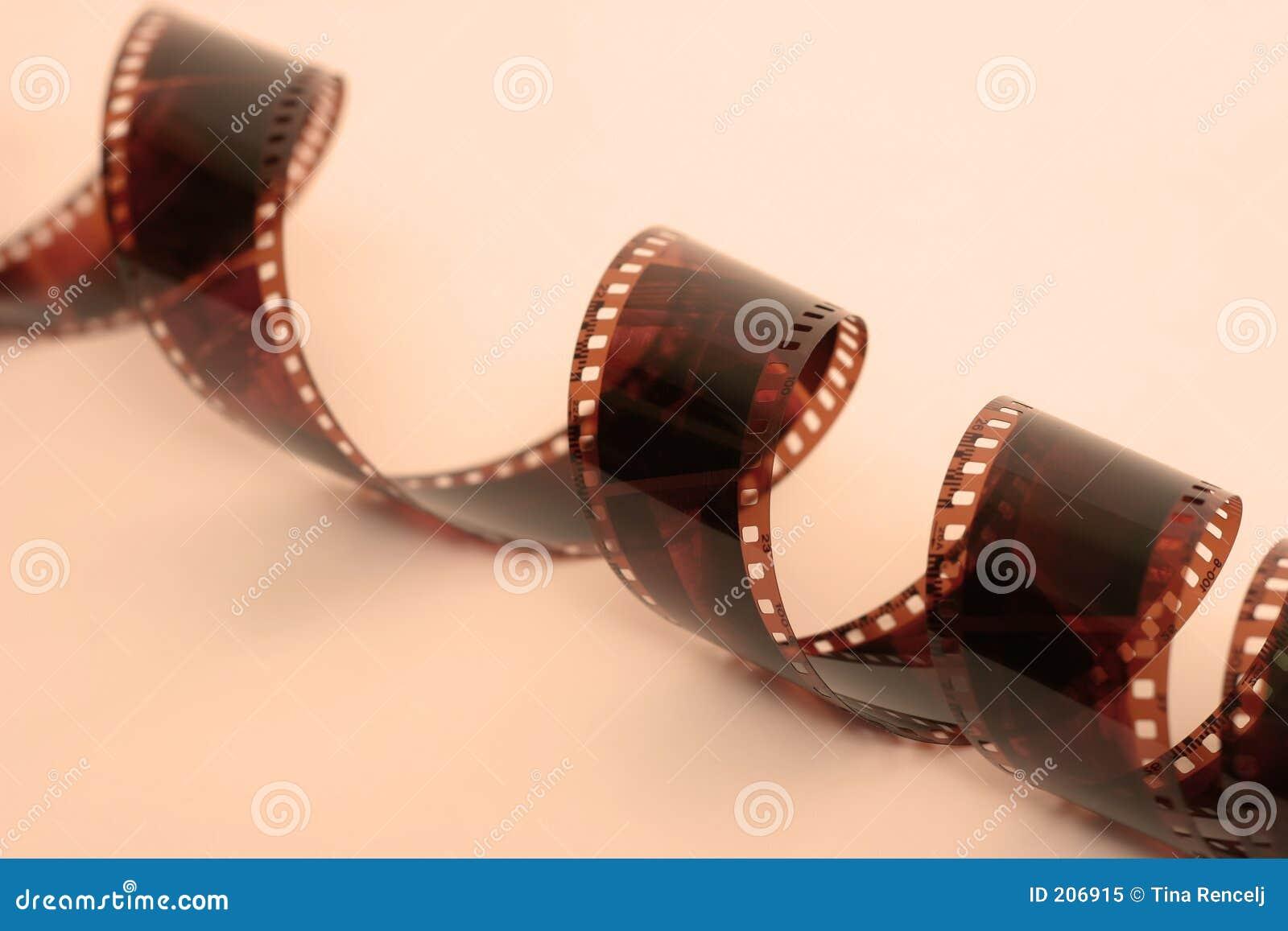 Film varma remsasignaler