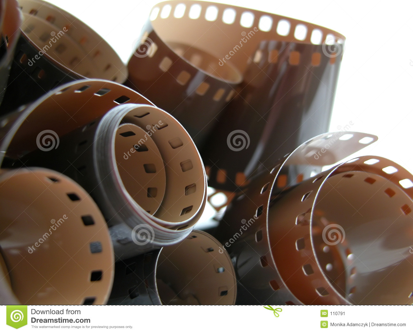 Filmbandspule