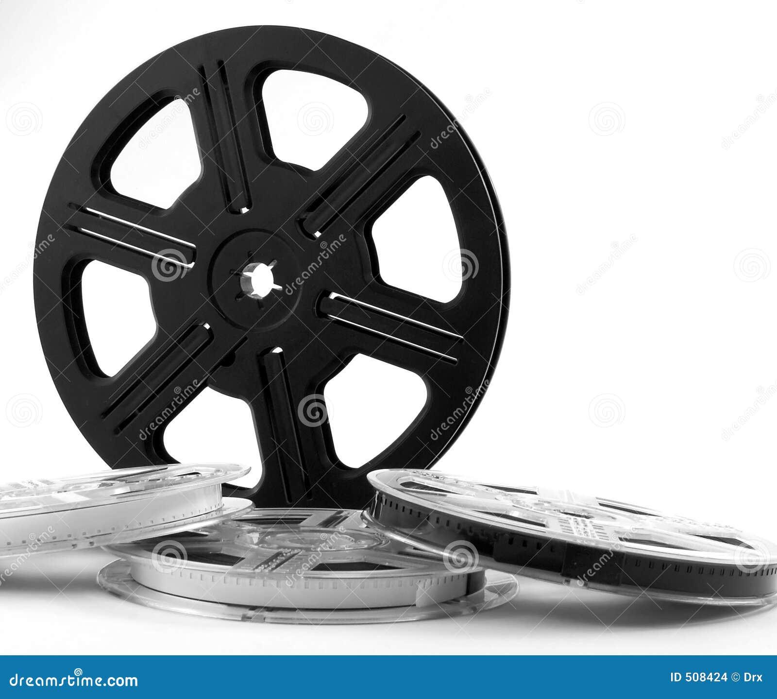 Filmfilmrullar