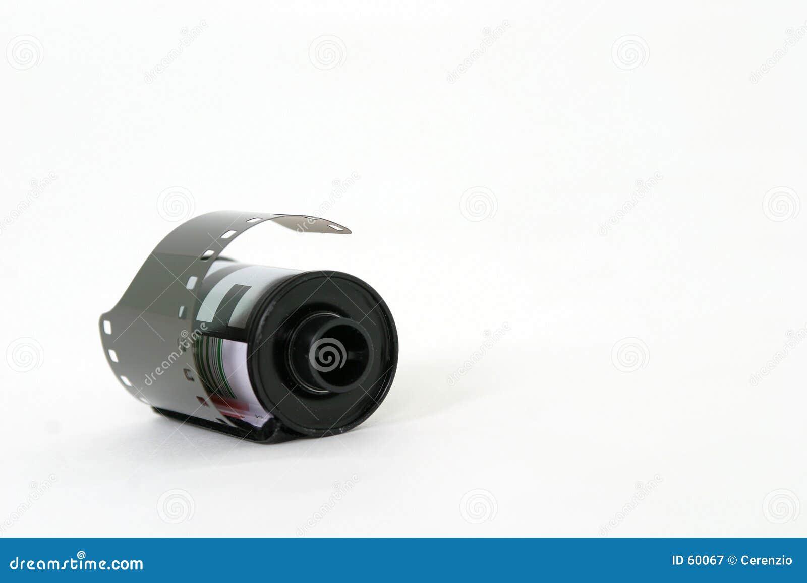 Filmowej roll fotograficzna