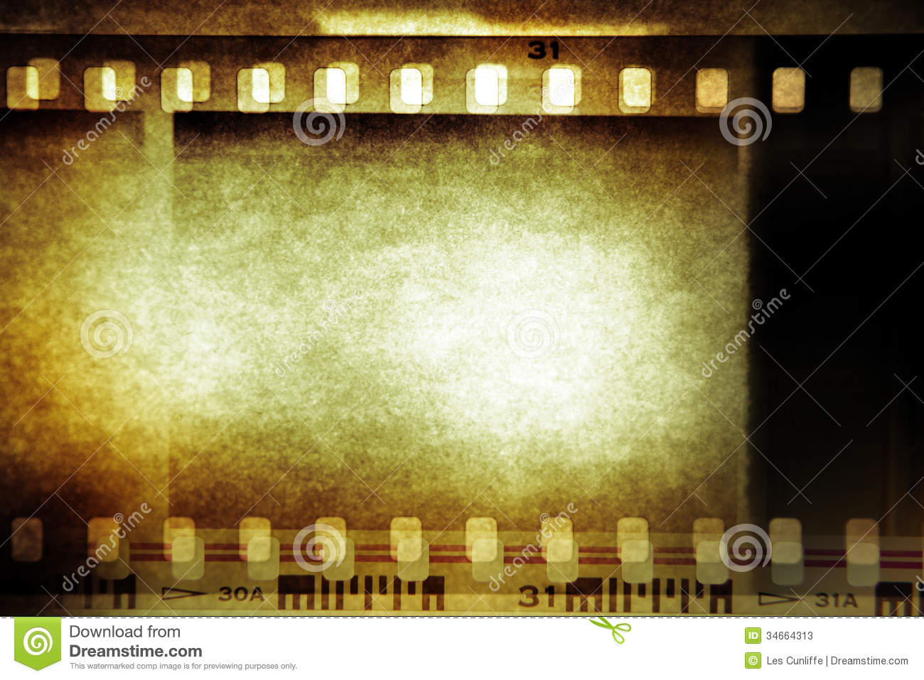 Filmstrip Stock Photos - Image: 34664313