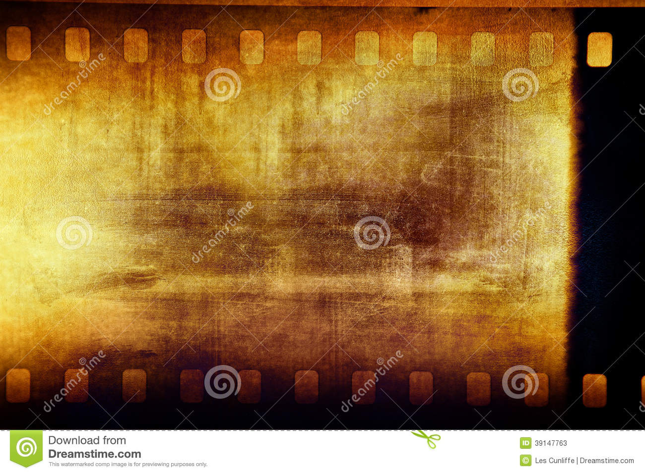 Filmstrip Stock Photo - Image: 39147763