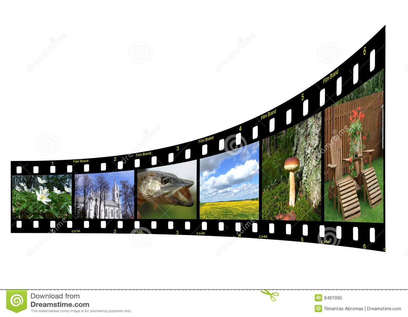 Filmstrip zdjęcia