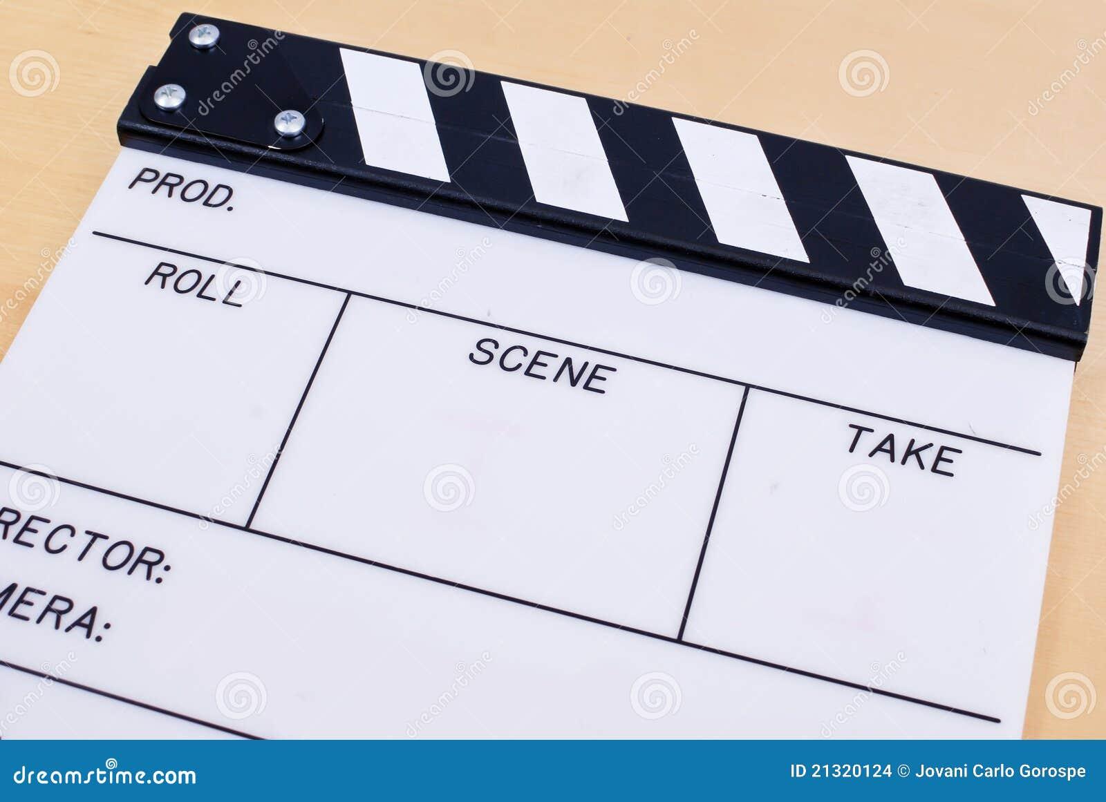 Filmu produkci narzędzie