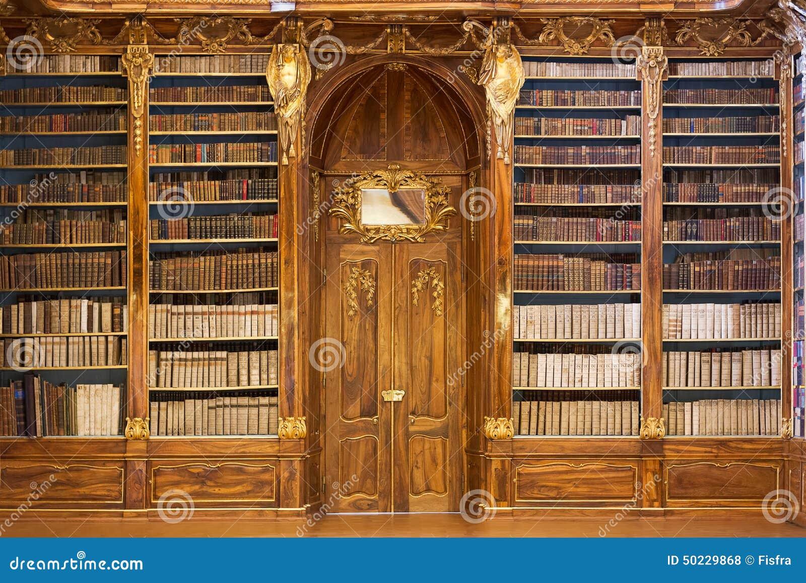 Filosofische Zaal van de Strahov-Kloosterbibliotheek
