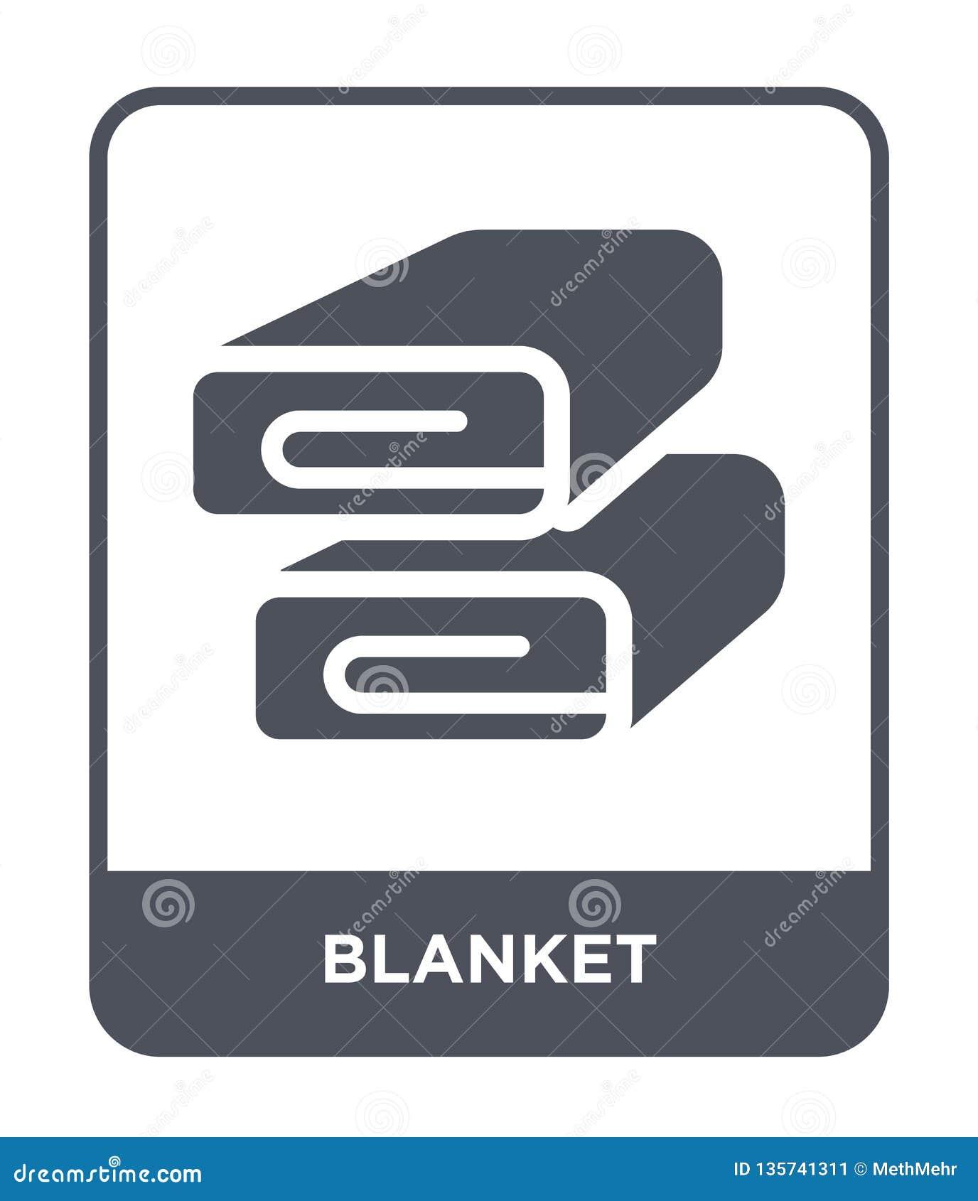 Filt symbolen i moderiktig designstil filt symbolen som isoleras på vit bakgrund filt det enkla och moderna plana symbolet för ve