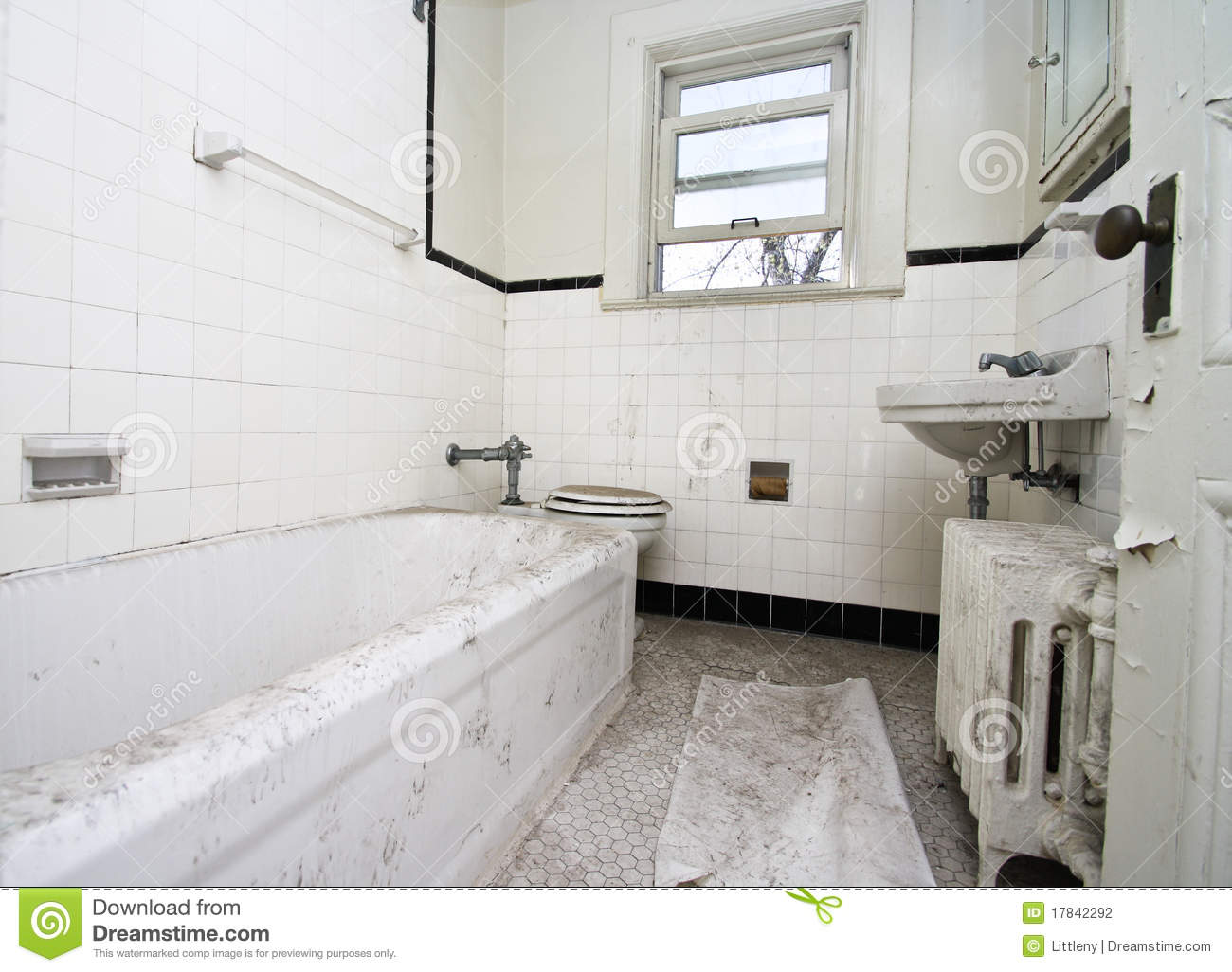 Filthy Bathroom. Filthy Bathroom Stock Photography   Image  17842292