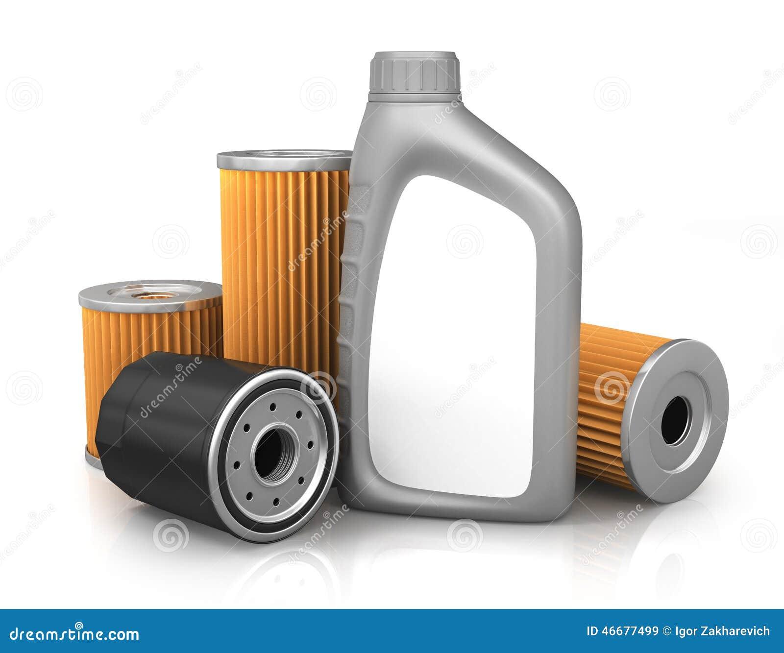 filtres huile et moteur de voiture illustration stock illustration du detail filtre 46677499. Black Bedroom Furniture Sets. Home Design Ideas