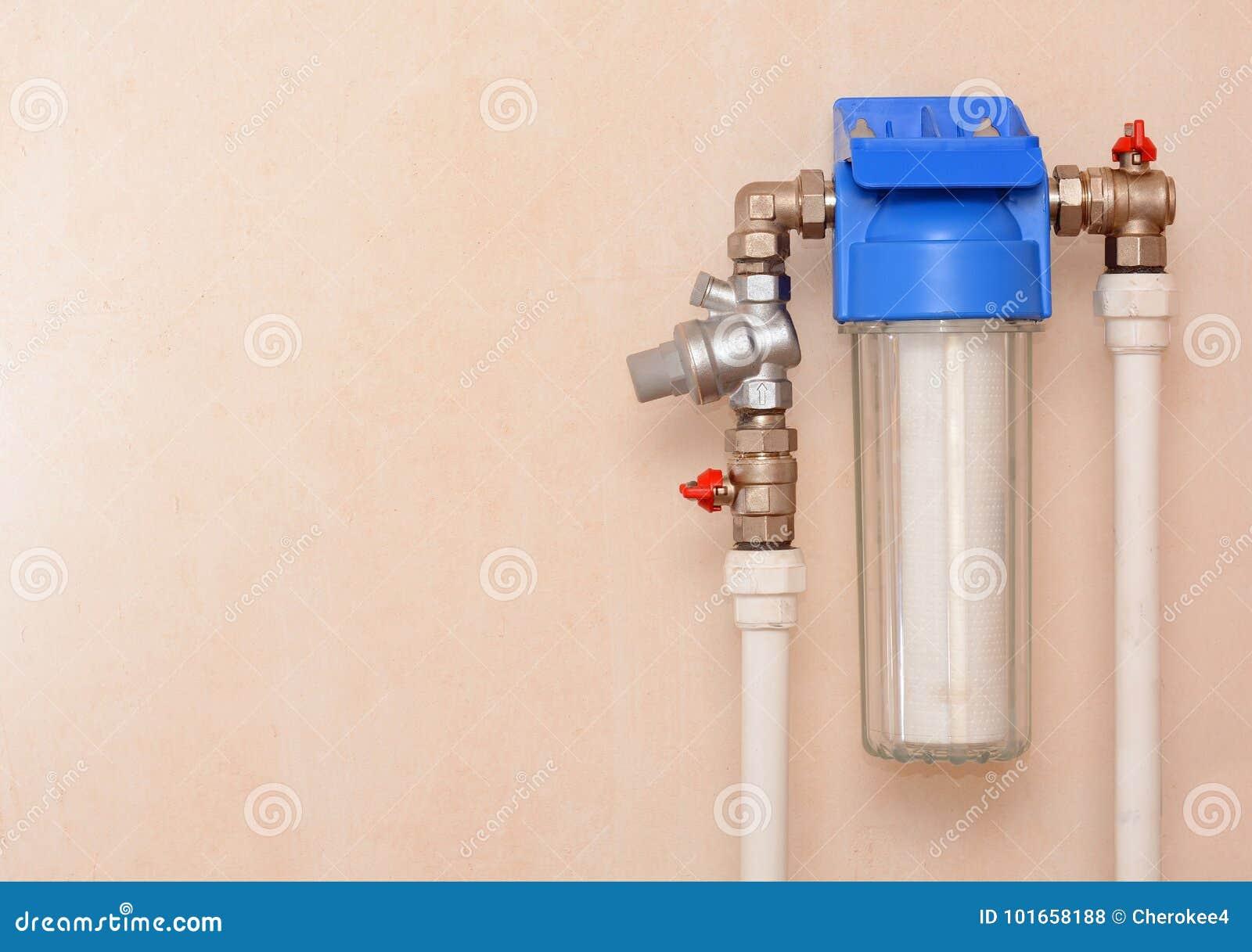 W superbly Filtrowy System Dla Uzdatnianie Wody Instalacja Reduktor I Wodny NE52