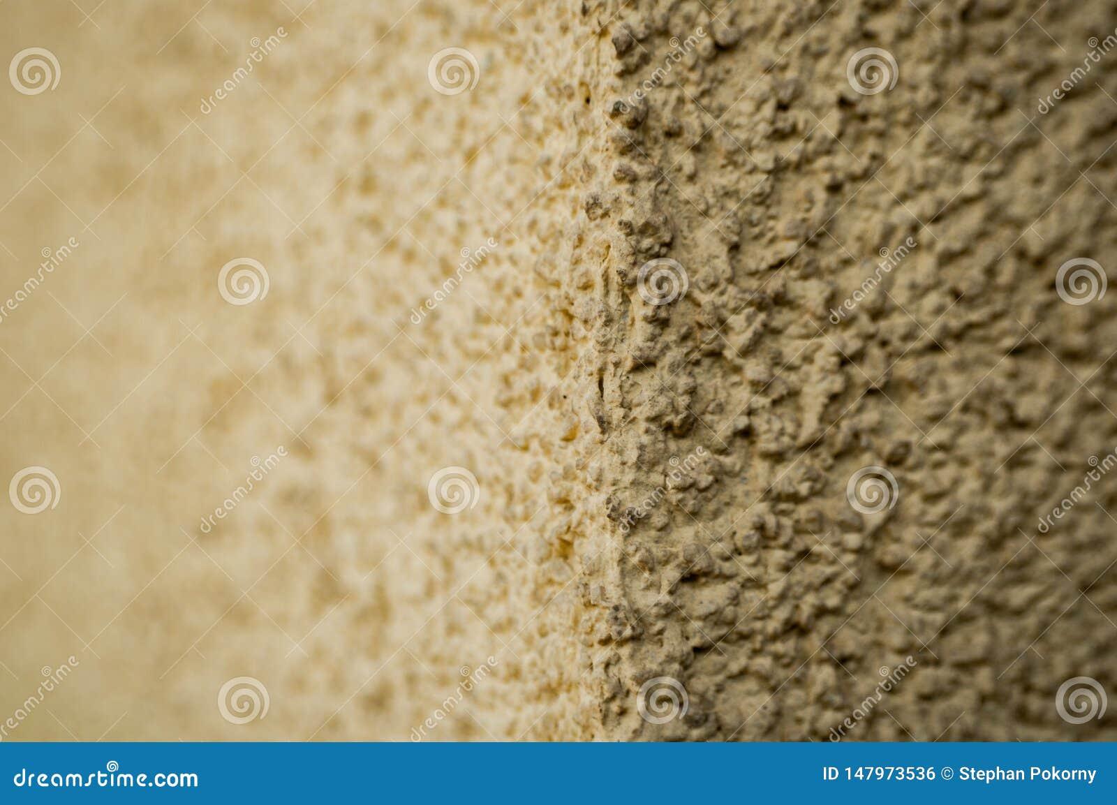 Fim da textura da parede da casa acima