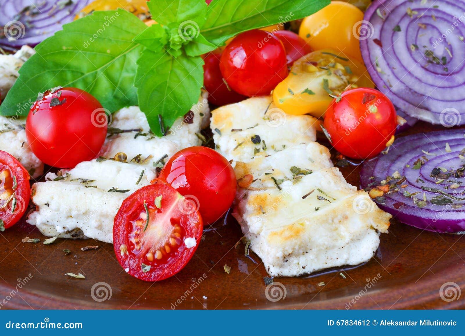 Fin grecque de petit déjeuner