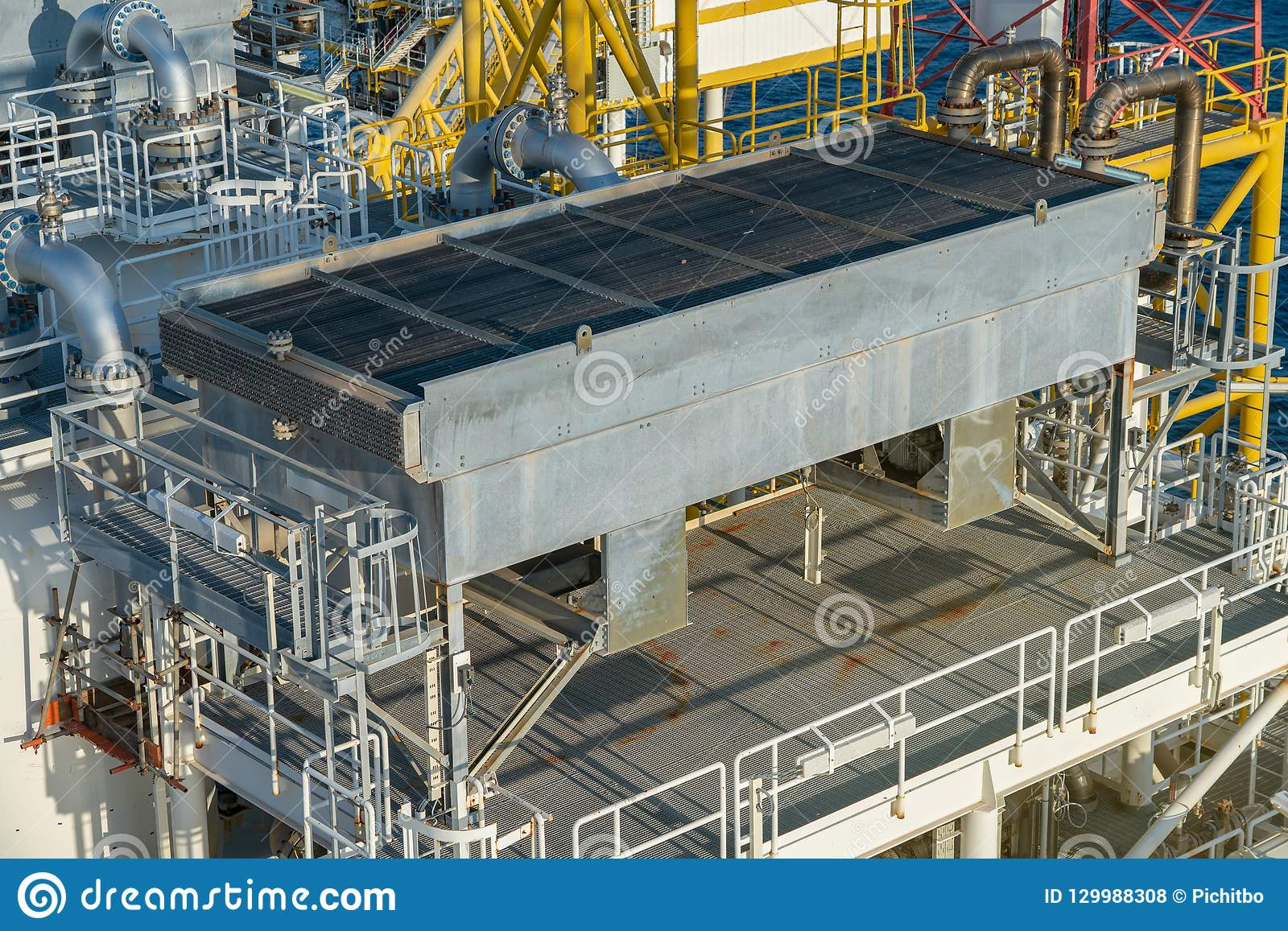 Fin And Tube Heat Exchanger On Oil And Gas Central