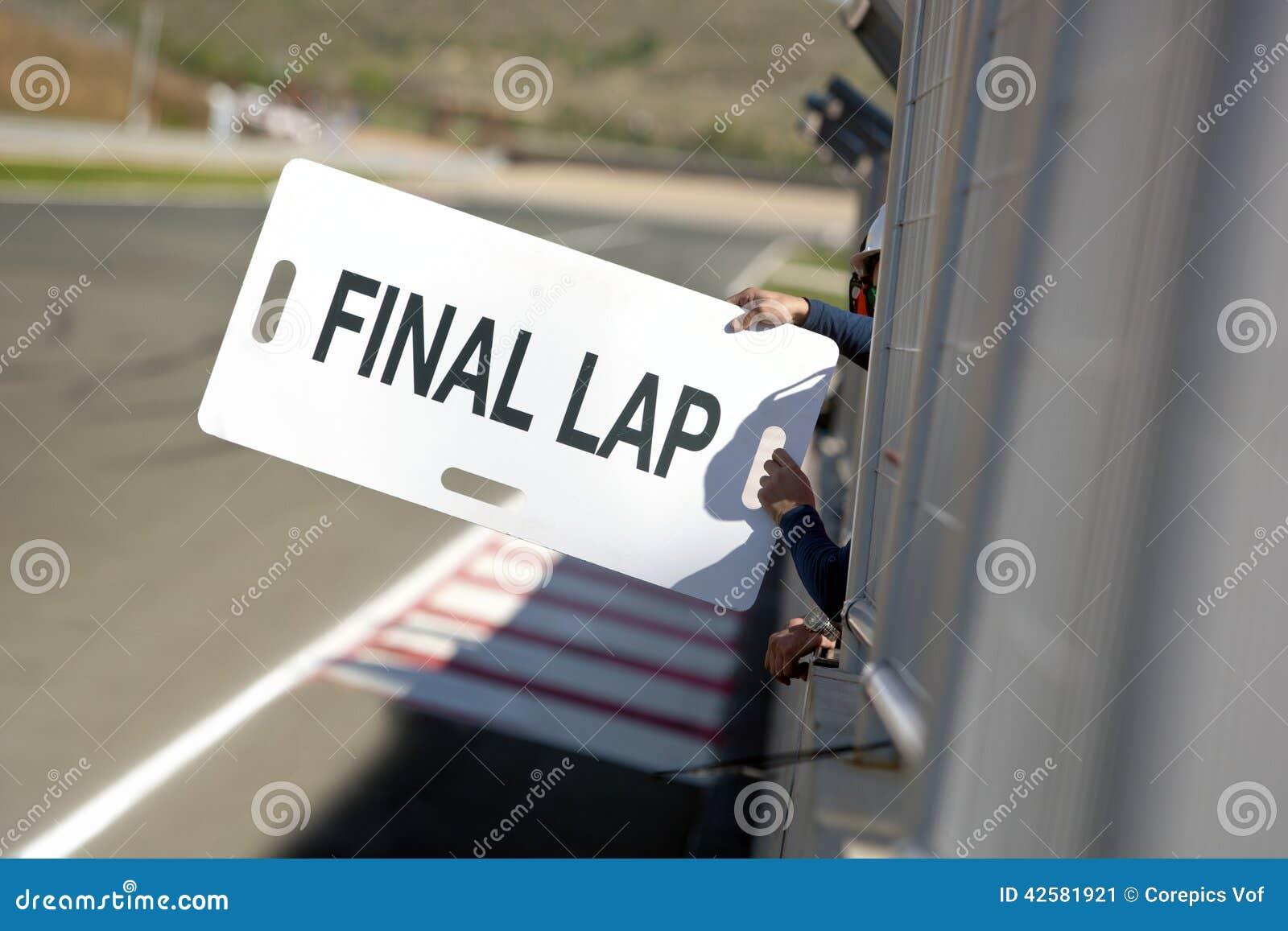final lap stock image  image of laptime  stones  winning