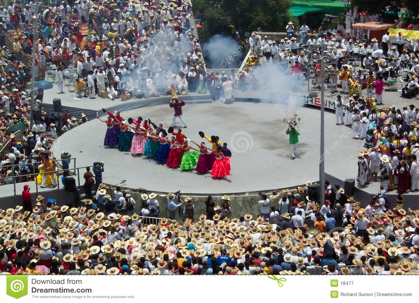 Final Performance-La Guelaguetza