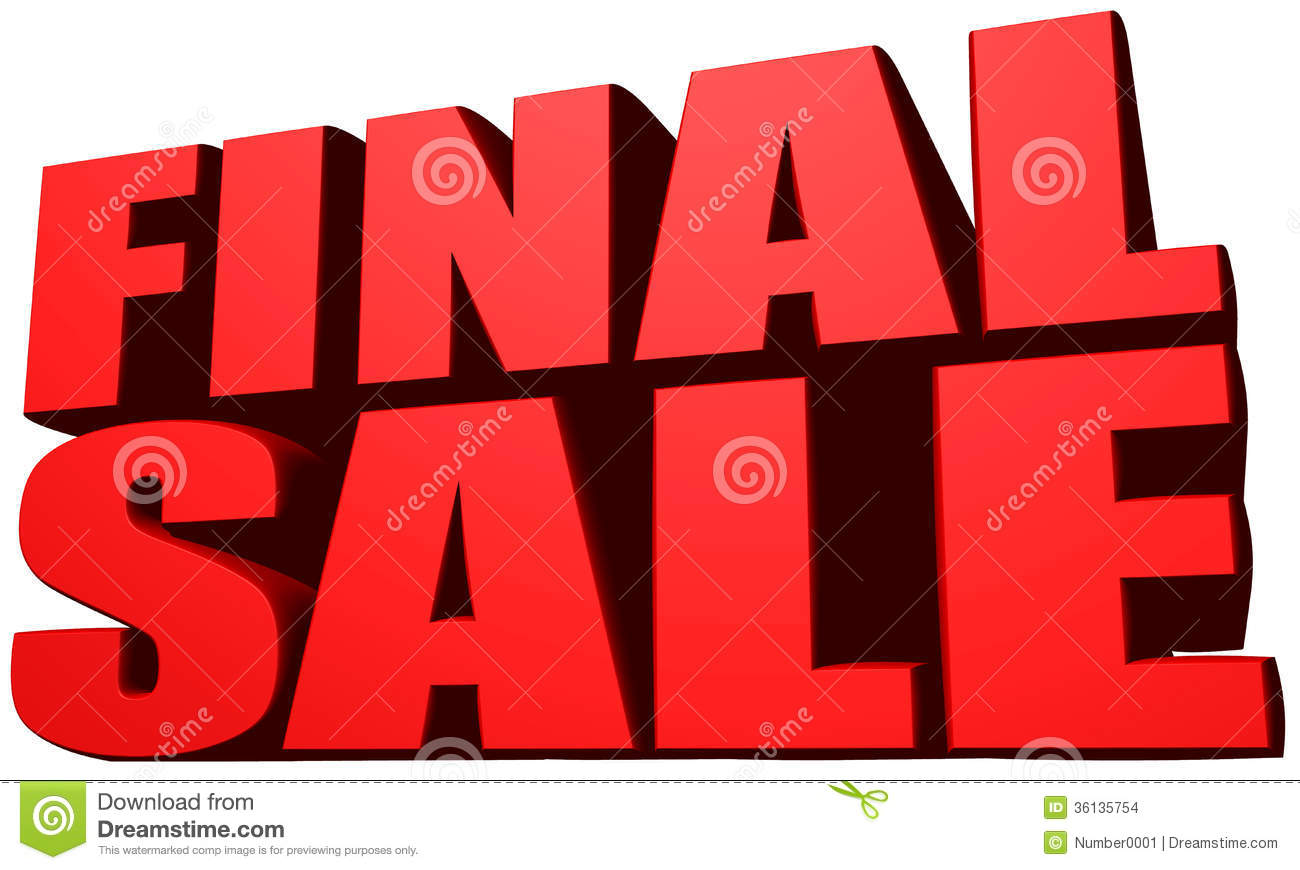 final sale stock images image 36135754