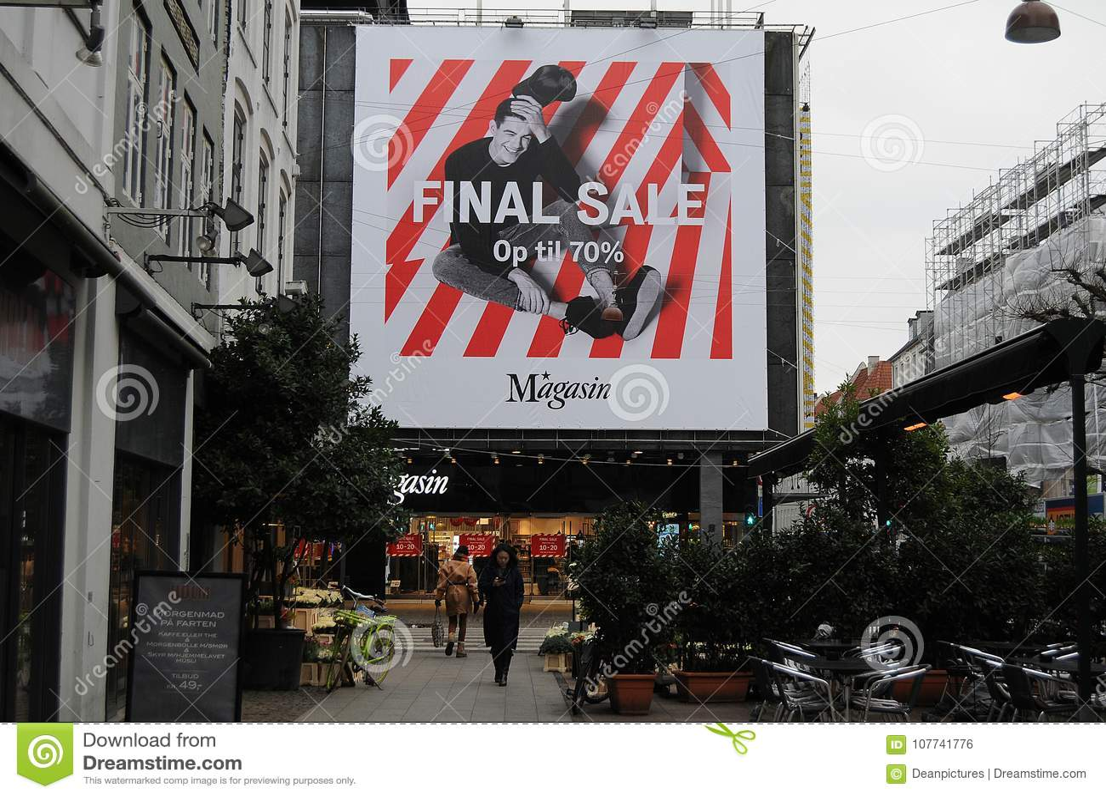 magasin final sale